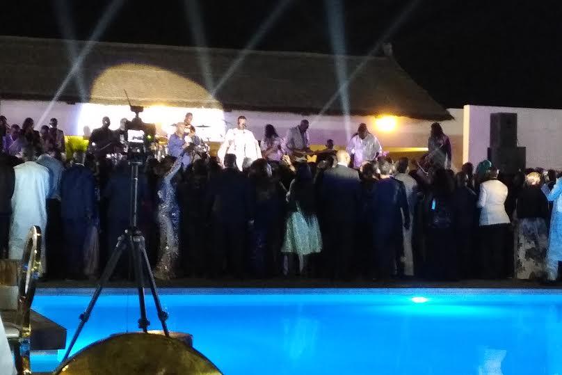 Youssou Ndour soirée TAF